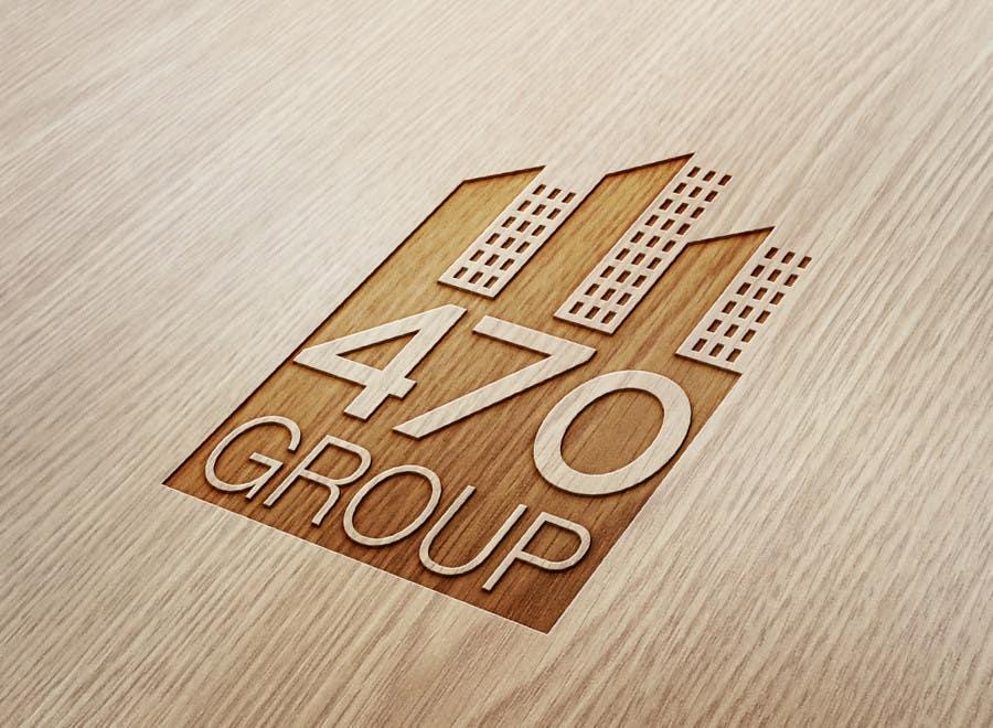 Kilpailutyö #13 kilpailussa Design a Logo for 470 group