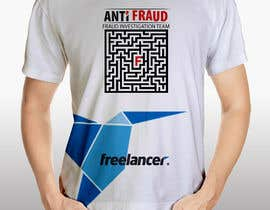 #46 for Design a T-Shirt for Freelancer.com's Anti Fraud Team af sidra24