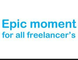 #2063 สำหรับ Need a 5 word speech for Freelancer CEO Matt Barrie for the Webbys! โดย gaf001
