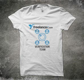 #1 cho Design a T-Shirt for Freelancer.com's Verifications Team bởi murtalawork