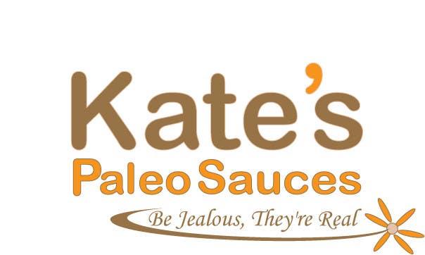 Penyertaan Peraduan #156 untuk Design a Logo for Kate's Paleo Sauces