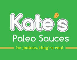 #52 para Design a Logo for Kate's Paleo Sauces por xsusan