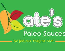 #53 cho Design a Logo for Kate's Paleo Sauces bởi xsusan