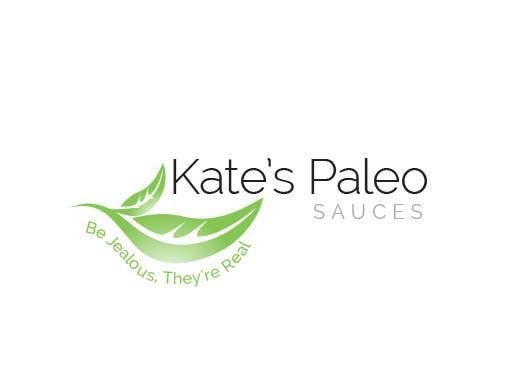 Penyertaan Peraduan #149 untuk Design a Logo for Kate's Paleo Sauces