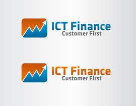 #80 para Design a Logo for ICT Finance por illidansw