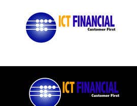 #87 para Design a Logo for ICT Finance por caterbacher