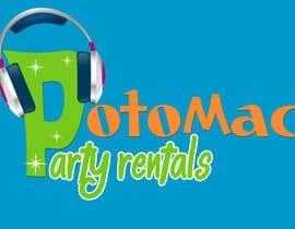 #19 untuk Design a Logo for Party Rental Company oleh alidicera
