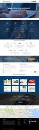 Konkurrenceindlæg #18 billede for Design a Website Mockup for Irish Media Agency