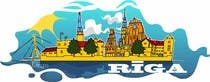 Graphic Design Contest Entry #13 for City panorama cartoon illustration