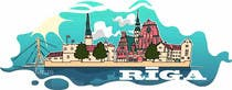 Graphic Design Contest Entry #14 for City panorama cartoon illustration