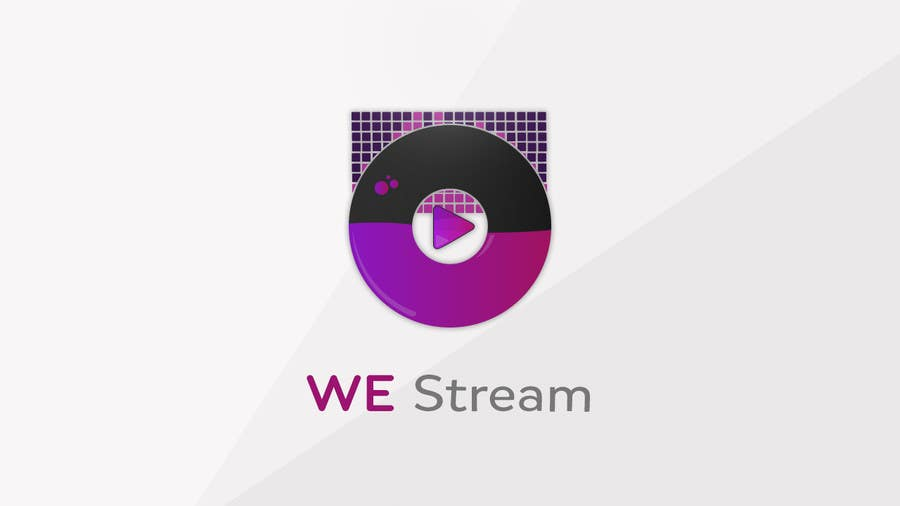Contest Entry #                                        25                                      for                                         Design a Logo for WeStream