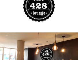 #24 for Name a cafe and design a logo around '428' by viriega