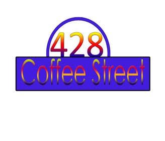 Nro 6 kilpailuun Name a cafe and design a logo around '428' käyttäjältä elfiword
