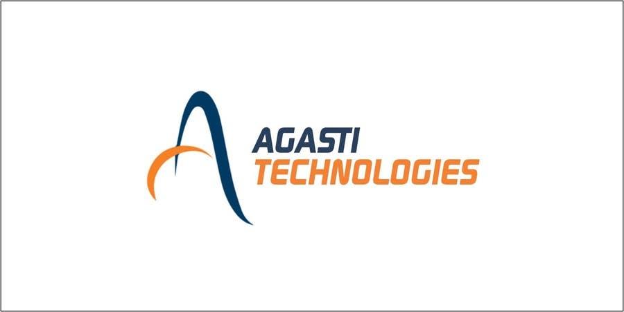 Konkurrenceindlæg #                                        55                                      for                                         Design a Logo for Agasti Technologies