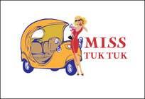 Bài tham dự #52 về Logo Design cho cuộc thi Miss Tuk Tuk