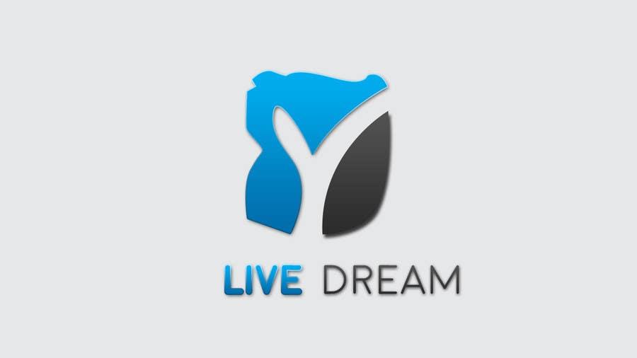 Bài tham dự cuộc thi #14 cho Logo professionel Live Y Dream