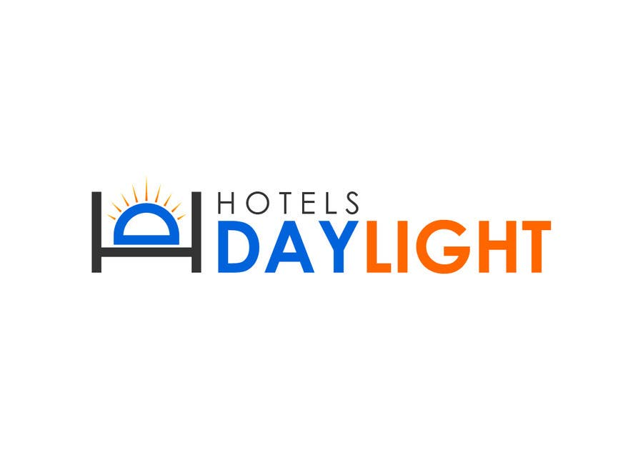 Contest Entry #                                        38                                      for                                         hotelsdaylight logo