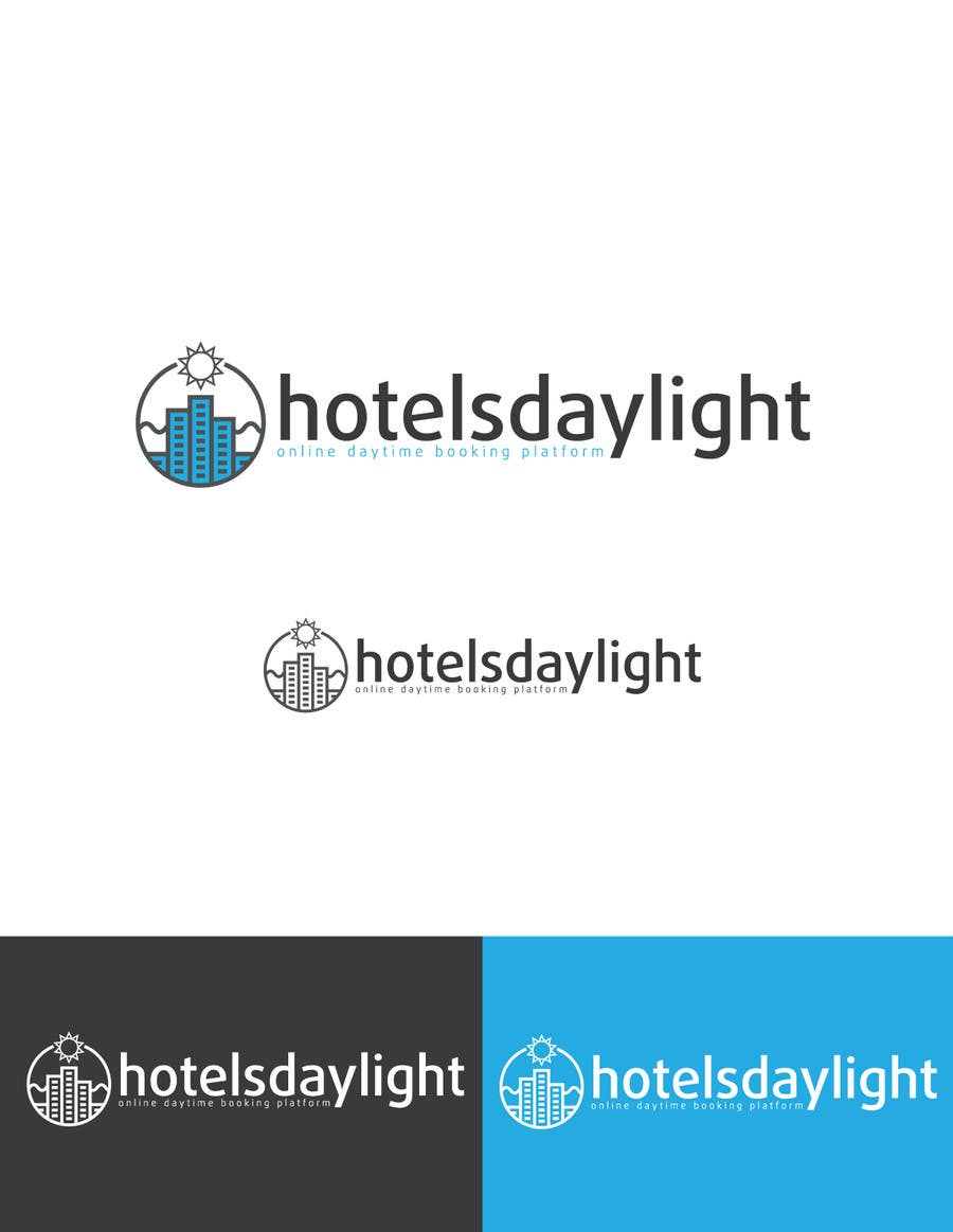 Contest Entry #                                        9                                      for                                         hotelsdaylight logo