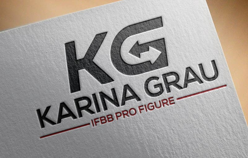 Contest Entry #13 for Design a Logo for KG Nutrition and Athlete