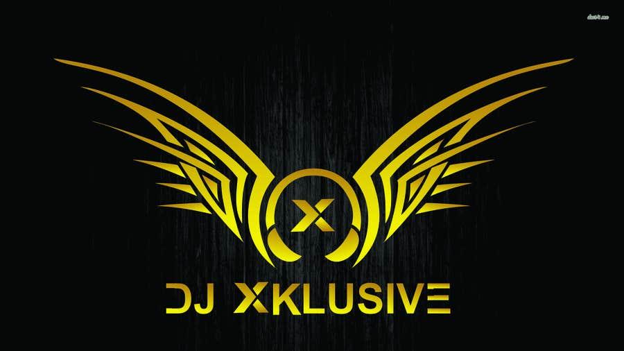 Proposition n°                                        20                                      du concours                                         Design a Logo for DJ Xklusive