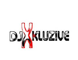 nº 10 pour Design a Logo for DJ Xklusive par vasapop