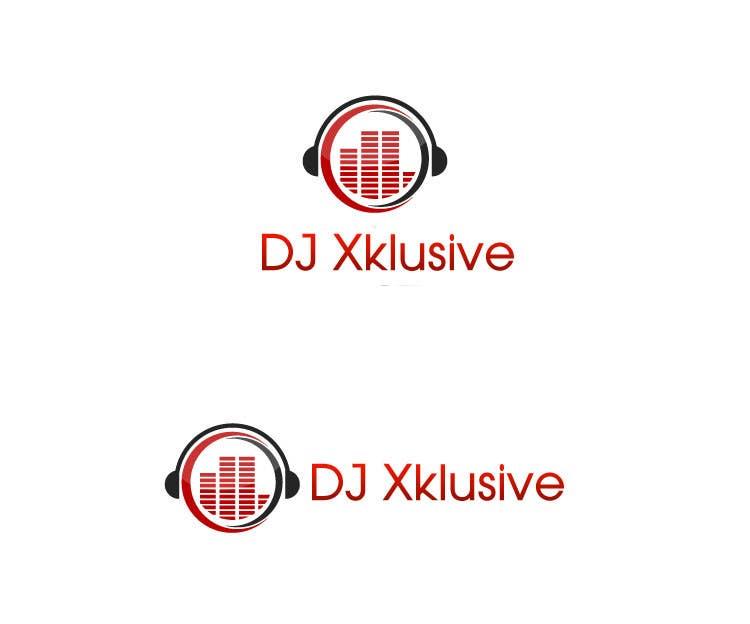 Proposition n°                                        1                                      du concours                                         Design a Logo for DJ Xklusive