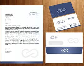 #136 for Design Stationery for KCPS Clarity by skrDesign21