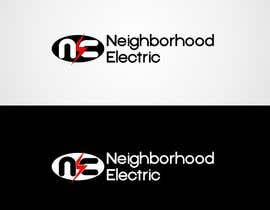#89 for Design a Logo for Neighborhood Electric af maminegraphiste
