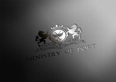 #27 cho Diseñar un logotipo for Ministry of Port bởi GraphiqueStyle