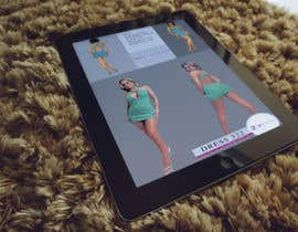 #4 cho Need a Mock up cover page, Chapter index and a individual page for a Fashion e-book bởi sammi67