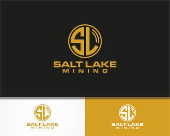 """Nro 62 kilpailuun Design a Logo for """"Salt Lake Mining"""" käyttäjältä tedi1"""