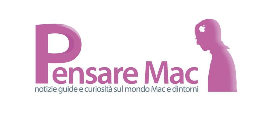 Inscrição nº 5 do Concurso para Disegnare un Logo for Pensaremac.it