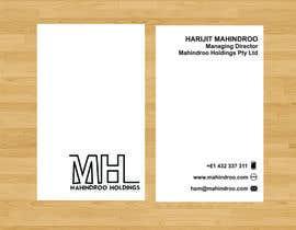 Nro 21 kilpailuun Mahindroo Holdings and Rumoubar käyttäjältä thoughtcafe