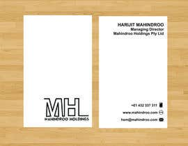 #21 untuk Mahindroo Holdings and Rumoubar oleh thoughtcafe