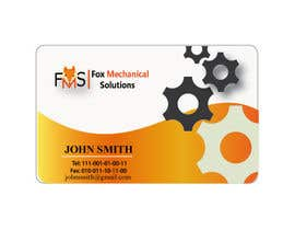 #31 untuk Create a Logo, Business Card and Letterhead Package for FMS -- 2 oleh popesculavinia77