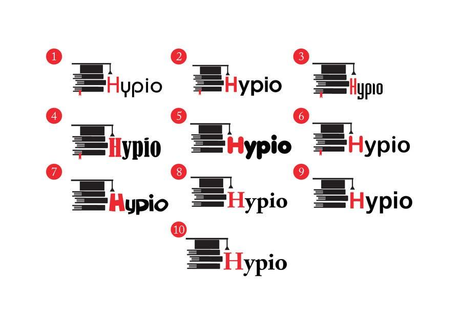 Konkurrenceindlæg #45 for Design a Logo for Hypio