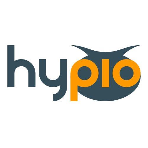 Konkurrenceindlæg #36 for Design a Logo for Hypio