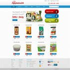 Contest Entry #38 for Design a Website Mockup for ONLINE SUPER MARKET