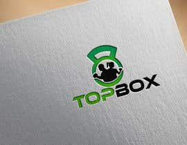 #83 cho Logo Design for CrossFit Publication Top Box bởi stojicicsrdjan