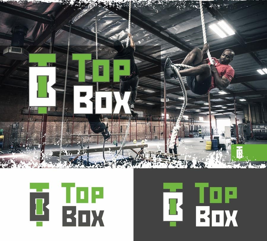 Contest Entry #                                        166                                      for                                         Logo Design for CrossFit Publication Top Box
