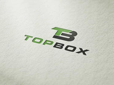 #114 for Logo Design for CrossFit Publication Top Box af mohammedkh5