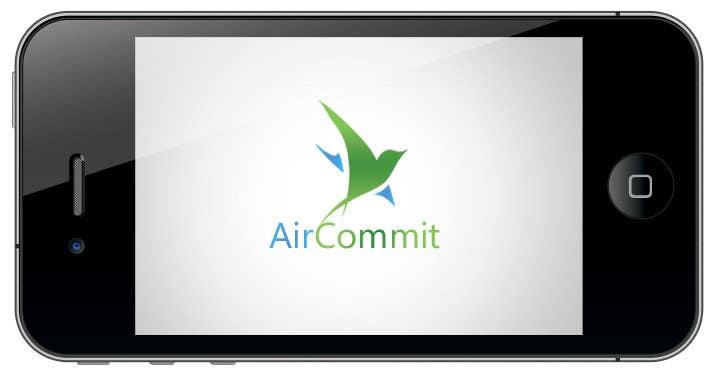 Konkurrenceindlæg #39 for Design a Logo for AirCommit