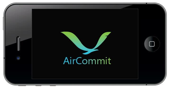 Konkurrenceindlæg #61 for Design a Logo for AirCommit