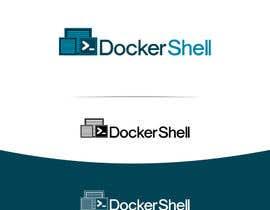 #24 for Design et logo til Docker Shell by lucianito78
