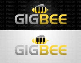 #63 para Logo Design for GigBee.com  -  energizing musicians to gig more! de faithworx