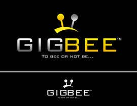 #140 for Logo Design for GigBee.com  -  energizing musicians to gig more! by antonymorfa