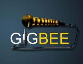 #209 для Logo Design for GigBee.com  -  energizing musicians to gig more! от Rflip