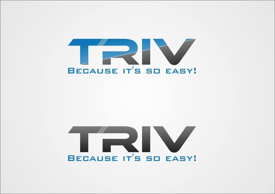 Konkurrenceindlæg #29 for Design a logo for triv.ch