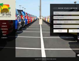 #14 untuk Need wordpress site designed for Jamaican Car Rental Agency oleh MadniInfoway01