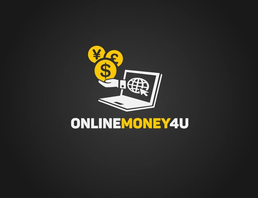 Contest Entry #                                        22                                      for                                         Design a Logo for Online Money
